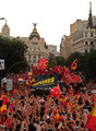 FIFA 2010 World Cup Champions Spain Victory Parade And Celebrations - fifa-world-cup-south-africa-2010 photo