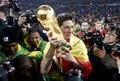 FIFA World Cup 2010 - WINNERS