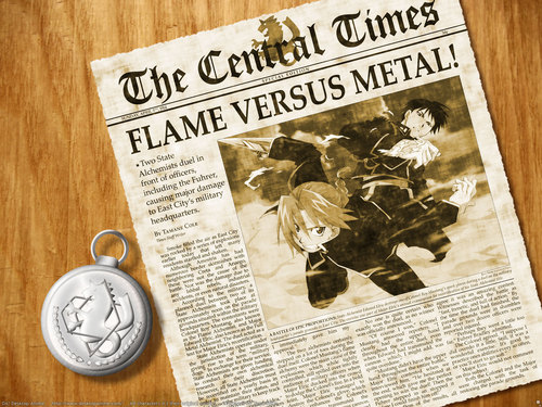 FMA: The Central Times