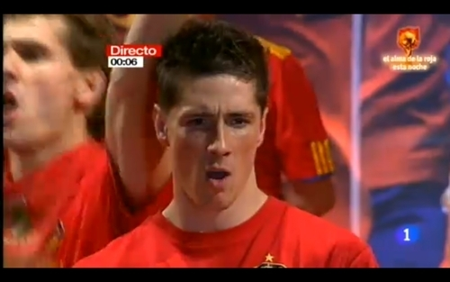 Fernando Torres - Party in Madrid
