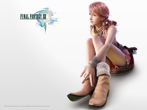 Final Fantasy XIII - final-fantasy-xiii Photo