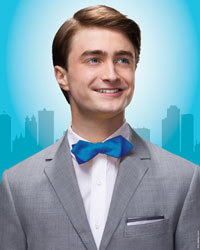 First Daniel Radcliffe photo from How to Succeed in Business Without Really Trying