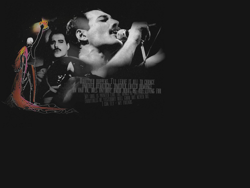 Freddie Mercury wallpaper titled Freddie Mercury