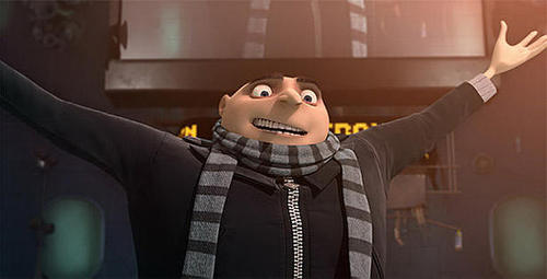 Despicable Me images Gru wallpaper and background photos