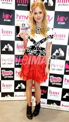 HMV 'Songs From The Tainted Cherry Tree' Signing (4 May)