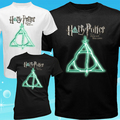 HP & The DEATHLY HALLOWS T-SHIRT