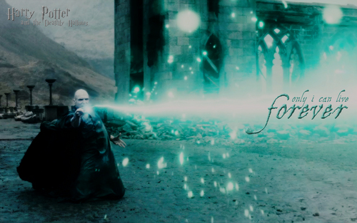 HP & The Deathly Hallows