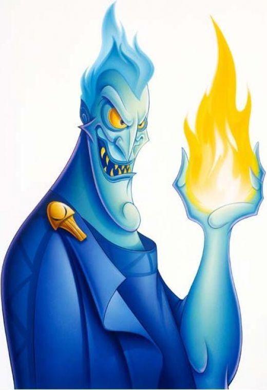 Hades - Disney Villains Photo (13785511) - Fanpop