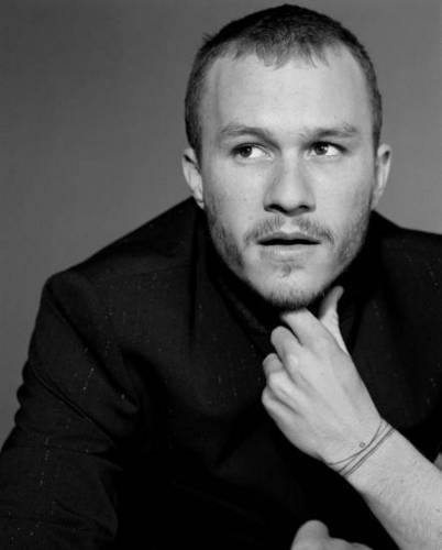 Heath Ledger- photoshoot - heath-ledger Photo