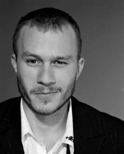 Heath Ledger- photoshoot