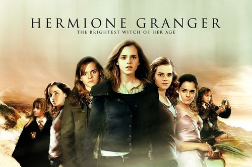 Harry Potter پیپر وال entitled Hermione Granger پیپر وال