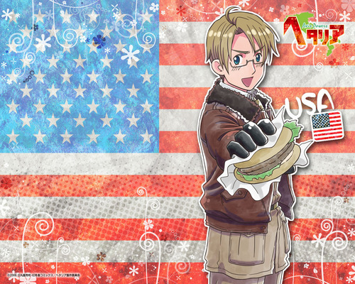 hetalia - axis powers Axis Power: APH America