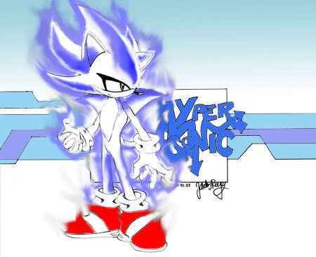 Hyper sonic