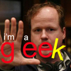 I&#39;m a Gleek - joss-whedon Icon