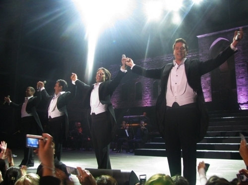 Il Divo in Beiteddine Festival