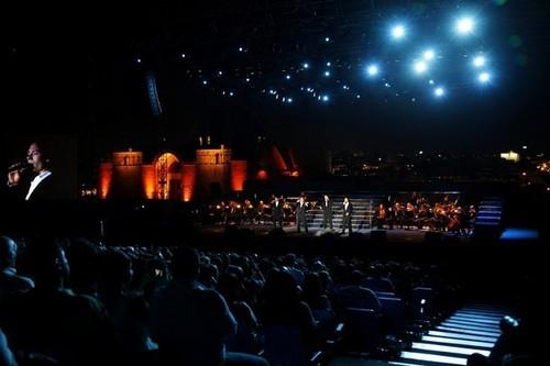 Il Divo in buổi hòa nhạc