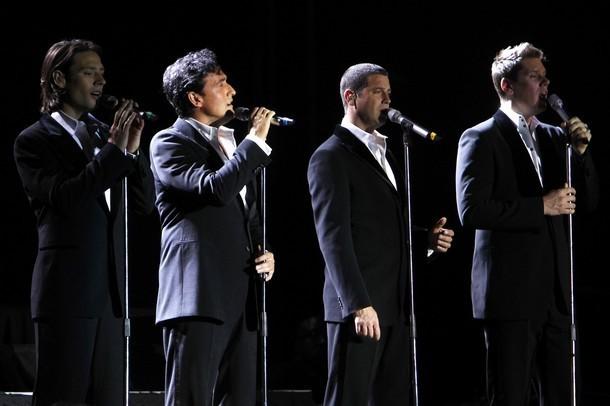 Il divo in concert il divo photo 13774110 fanpop - Il divo tickets ...