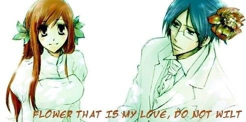 Ishida & Orihime