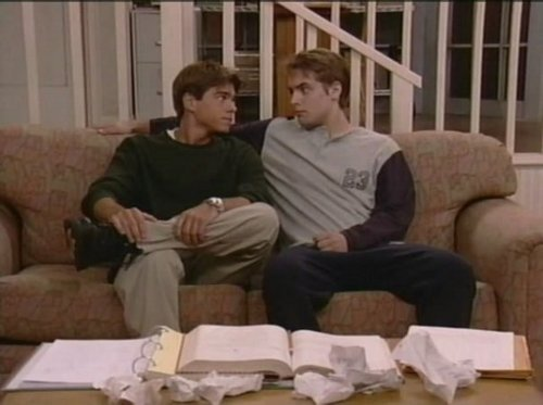 Jack Hunter and Eric Matthews