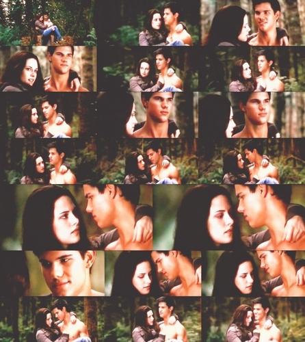 Jacob & Bella Eclipse Scenes '