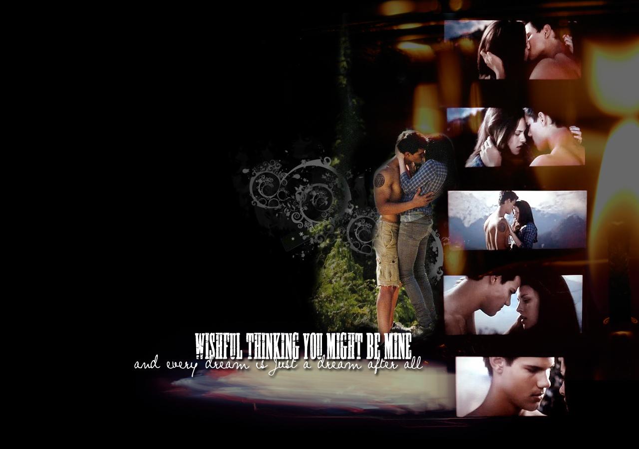 Jacob & Bella.