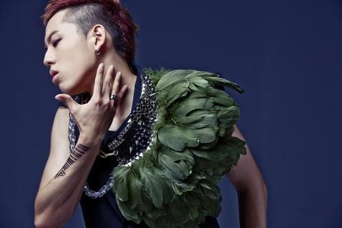 Infinite (인피니트) fond d'écran titled Jang Dong Woo