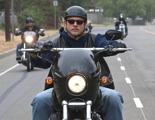 Bikes Of Sons Of Anarchy Jax what Jax has on his bike
