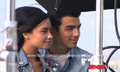 Joe and Demi Teen Vogue - jemi screencap