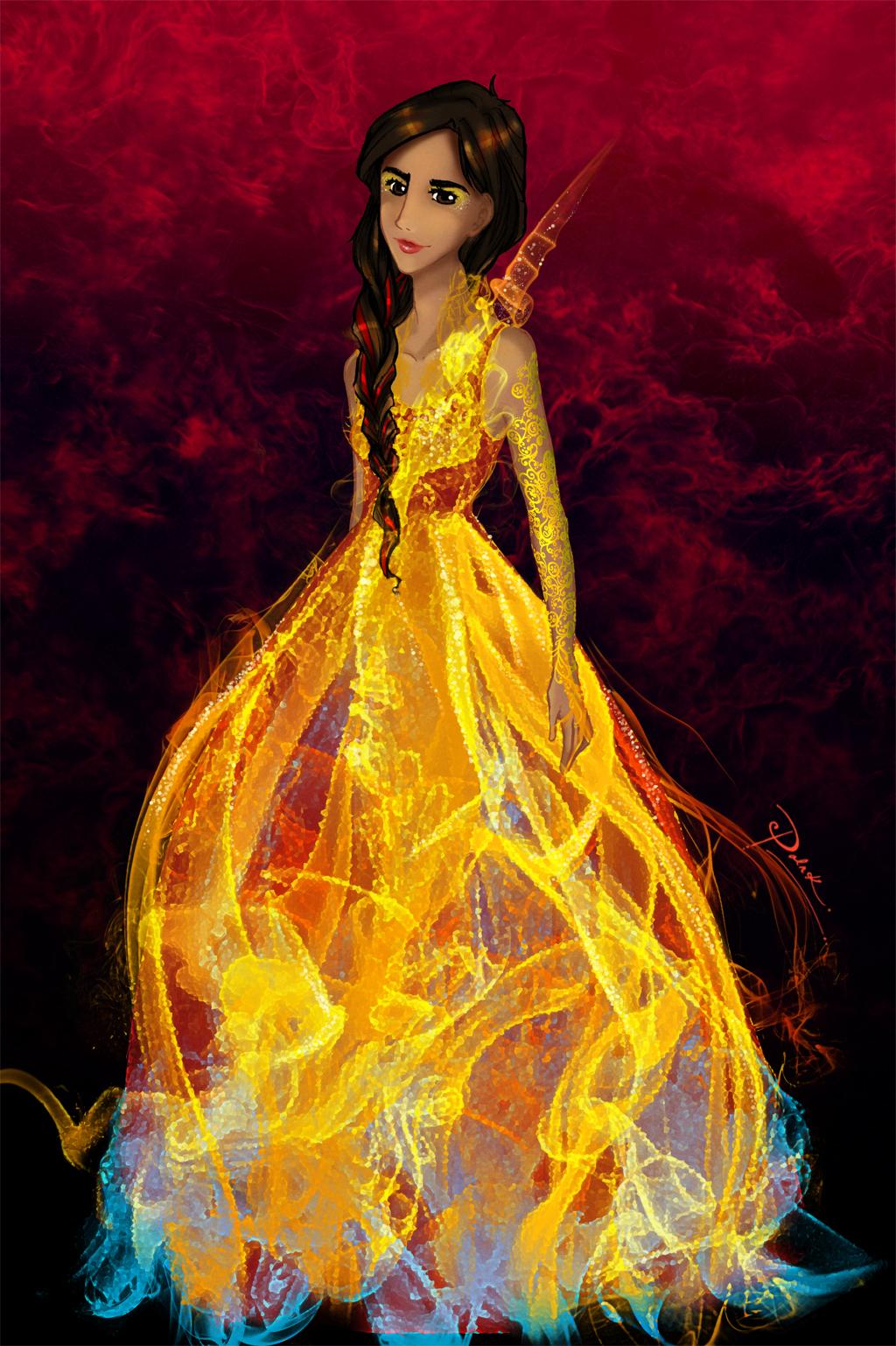 The Hunger Games Katniss EverdeenKatniss Everdeen Fan Art