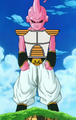 Kid buu with armor