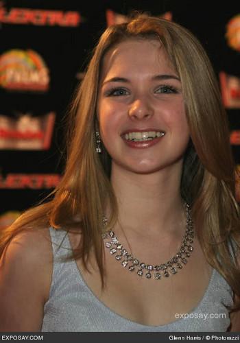 Kirsten At Elektra Las Vegas Premiere - January 8, 2005
