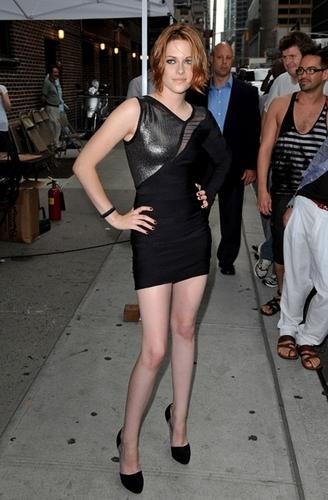 Kristen new look!
