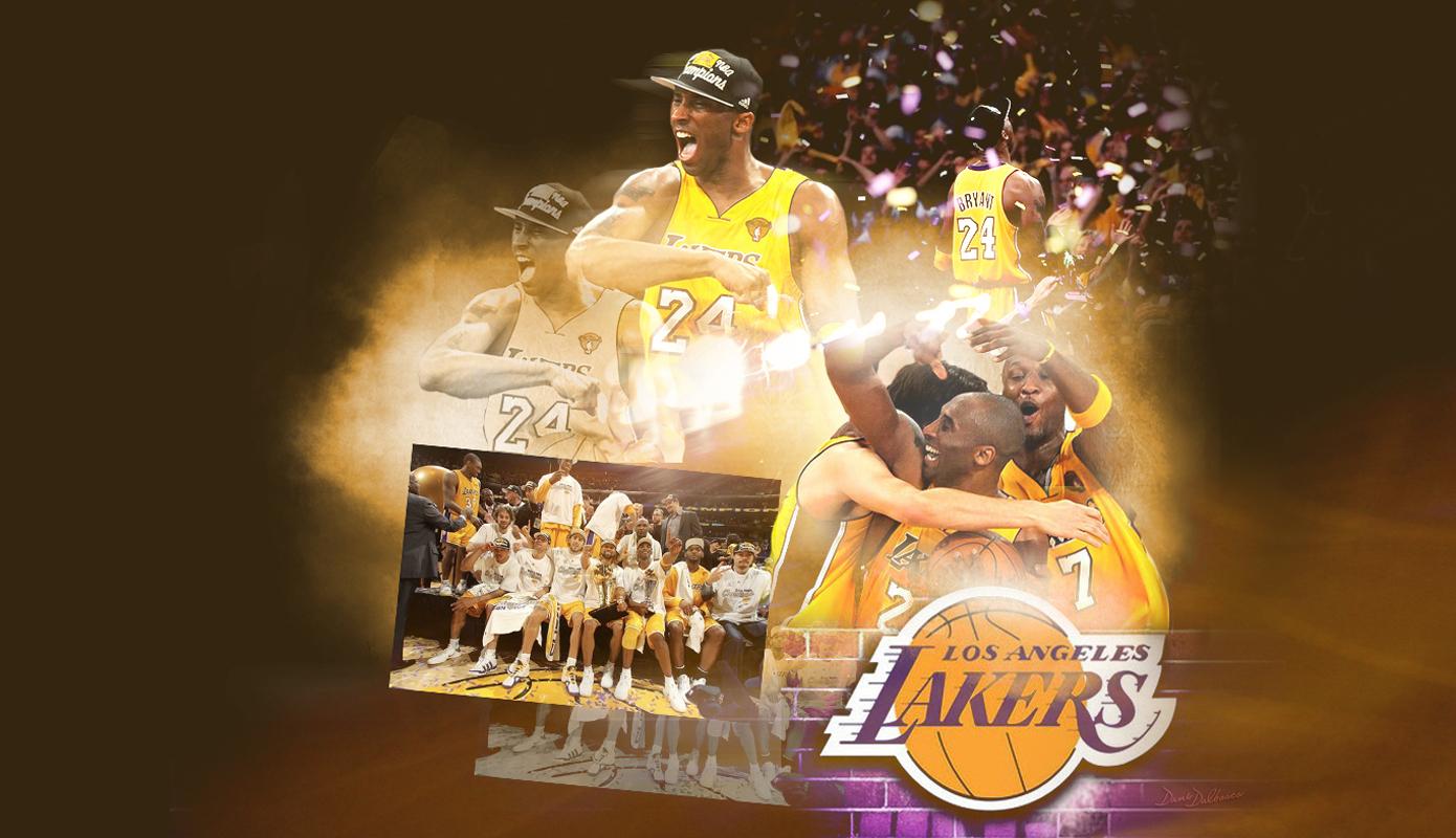 Lakers fondo de pantalla