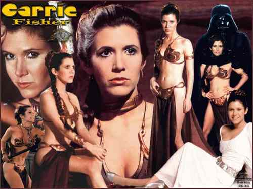 Princess Leia Organa Solo Skywalker wallpaper called Leia collage