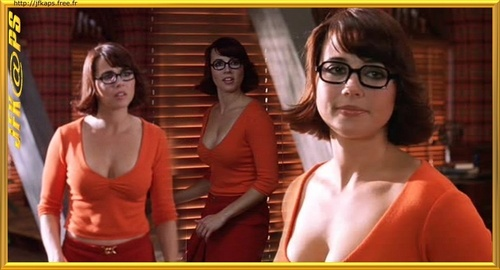 Linda Cardellini as Velma