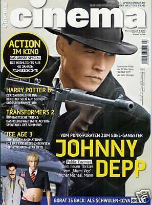 Johnny Depp wallpaper entitled Magazine Covers