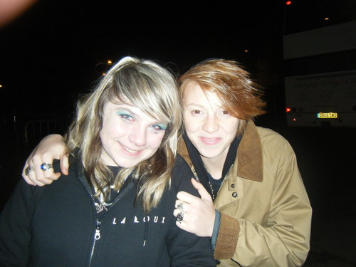 Me With Elly Jackson <3