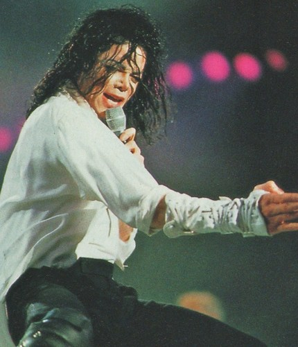 Michael Jackson...Wembley.