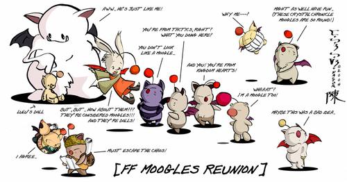 Moogle Reunion