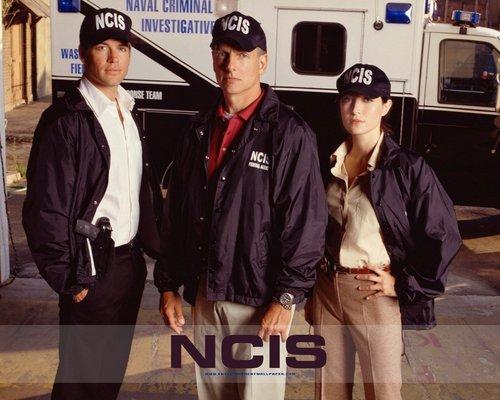 NCIS - Unità anticrimine wallpaper