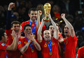 Netherlands v Spain: 2010 FIFA World Cup Final - soccer screencap