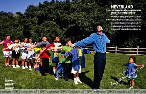 Neverland Shoot!