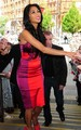 Nicole Scherzinger out for