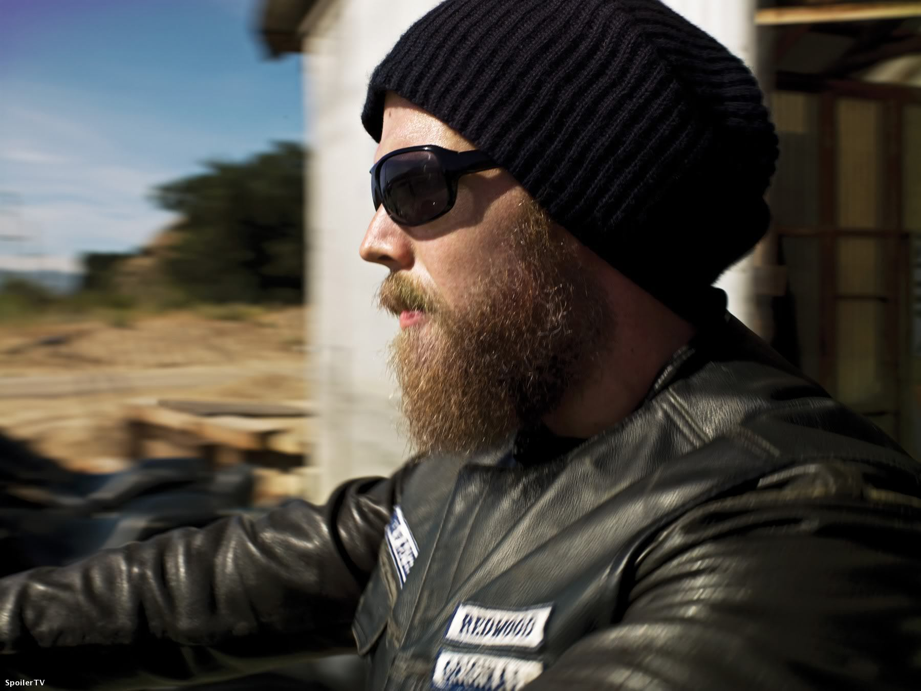 Opie Winston Sons of Anarchy