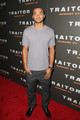 Overture Films Premiere of &quot;Traitor&quot; - jesse-williams photo