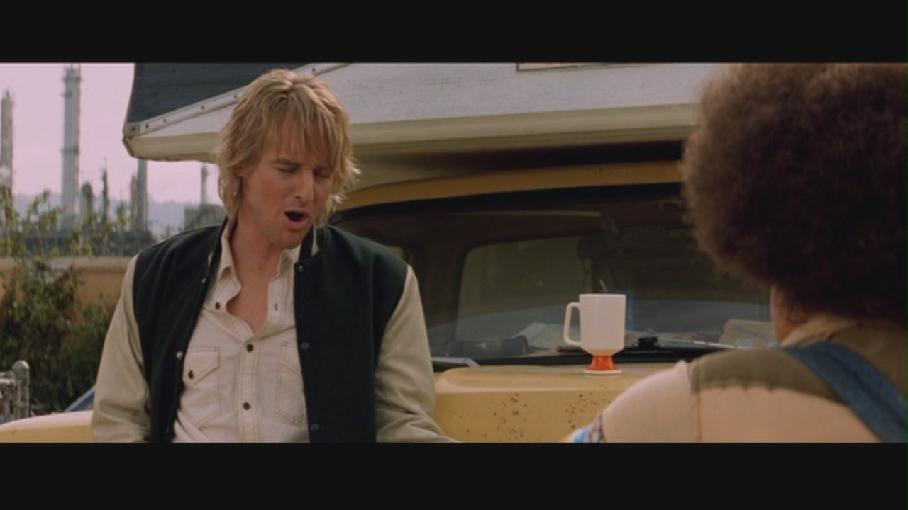 "Owen Wilson in ""Starsky & Hutch"""