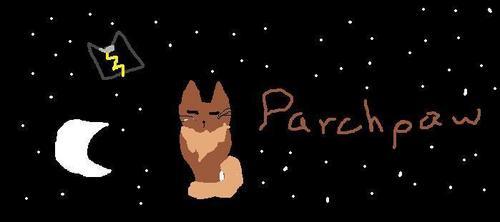 Parchpaw