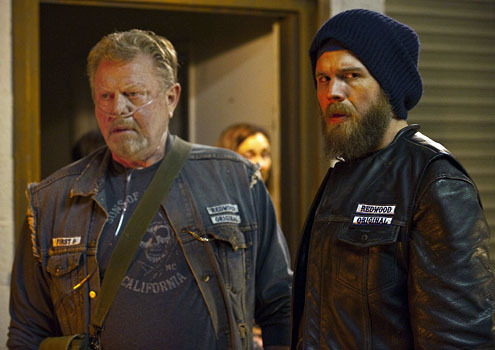 Sons Of Anarchy wallpaper called Piney & Opie