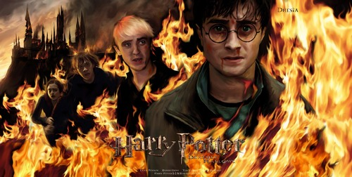 Poster Deathly Hallows