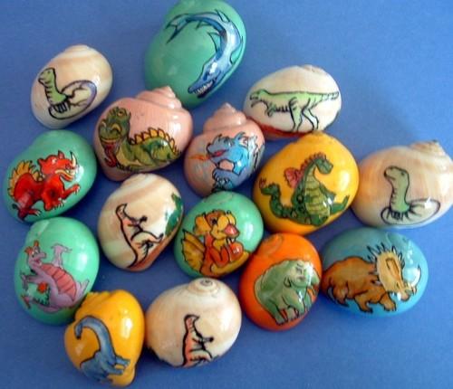 Prehistoric shells